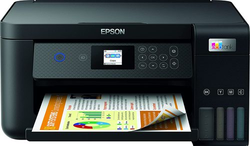 Epson EcoTank ET2850 A4 Colour Inkjet Multifunction
