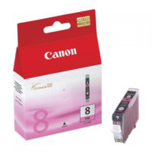 Canon 0625B001 CLI8 Photo Magenta Ink 13ml