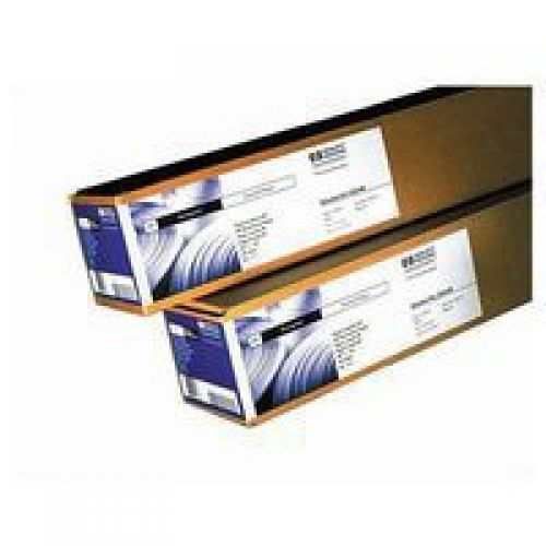 HP Coated Paper Roll 90gsm 841mm x 45.7m White Q1441A