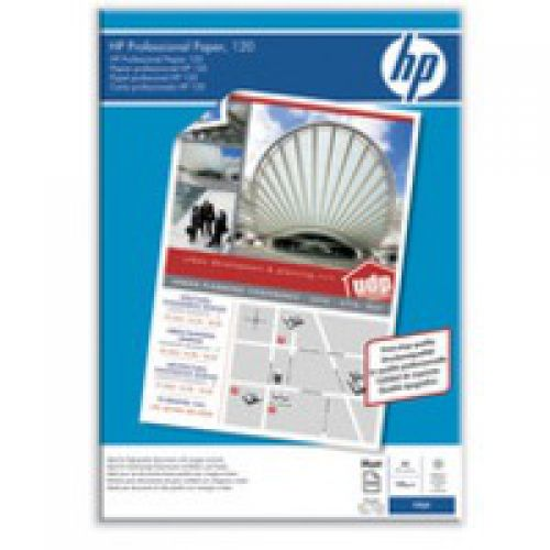 HP Professional Inkjet Paper Matt 120gsm A3 Q6594A [100 Sheets]