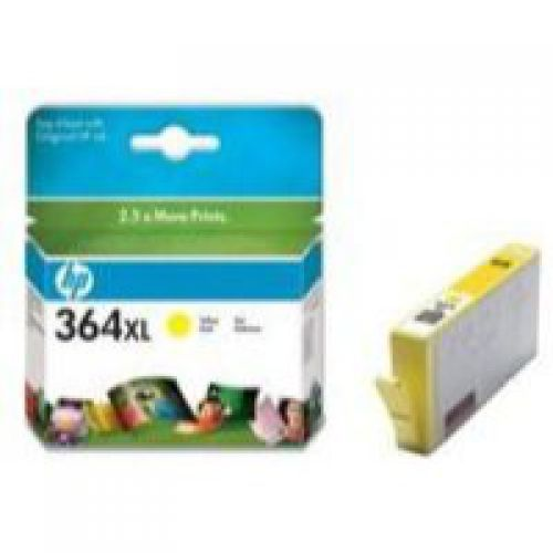 HP CB325E 364XL Yellow Ink 7ml