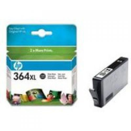 HP 364XL Photo Black Standard Capacity Ink Cartridge 7ml - CB322E