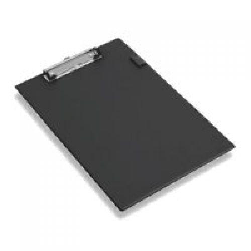 Rapesco Standard Clipboard A4 Foolscap Black VSTCB0B3