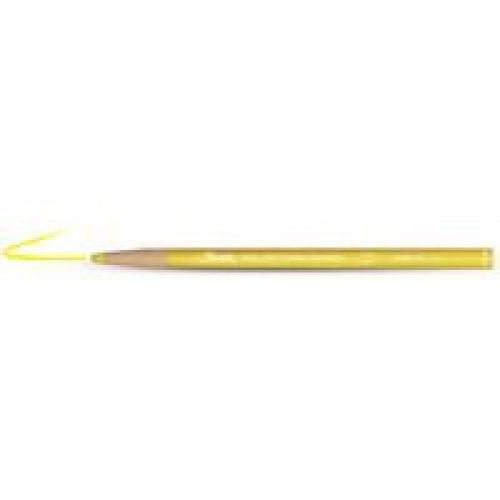 Sharpie Peel-Off China Marker Yellow PK12