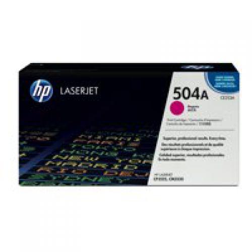 HP CE253A 504A Magenta Toner 7K