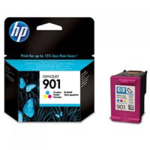 HP 901 Tricolour Standard Capacity Ink Cartridge 9ml - CC656A