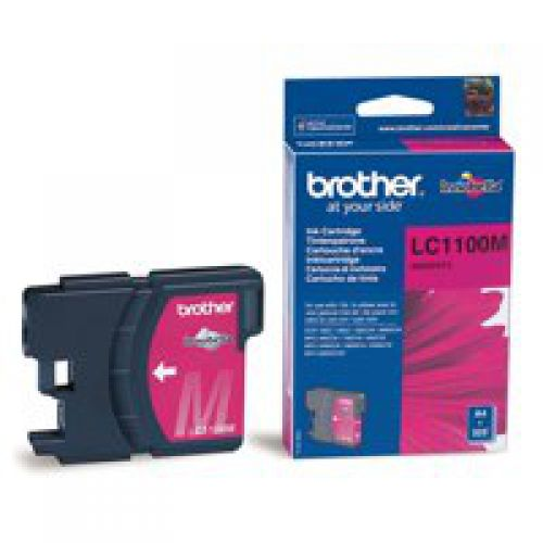 Brother LC1100M Magenta Ink 6ml