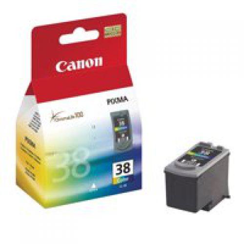 Canon 2146B001 CL38 Colour Printhead 9ml