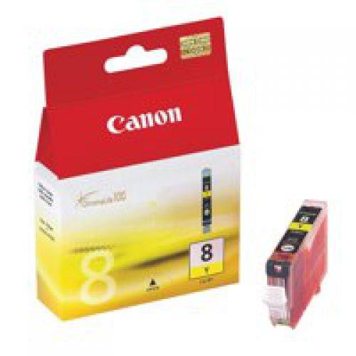 Canon 0623B001 CLI8 Yellow Ink 13ml