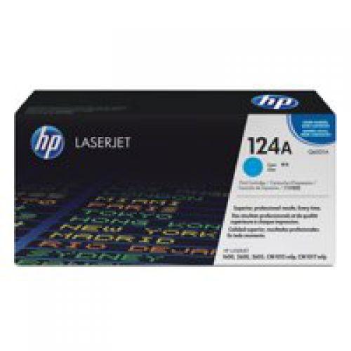 HP Q6001A 124A Cyan Toner 2K