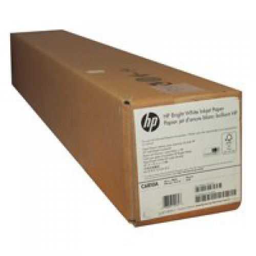 HP Inkjet Paper 90gsm 36 inch Roll 914mmx91m Bright White C6810A