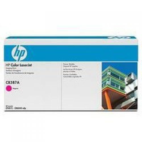 HP 824A Magenta Standard Capacity Drum 35K pages for HP Color LaserJet CM6030/CM6040/CP6015 - CB387A