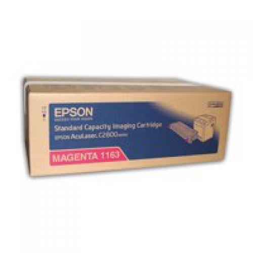 Epson C13S051163 1163 Magenta Toner 2K