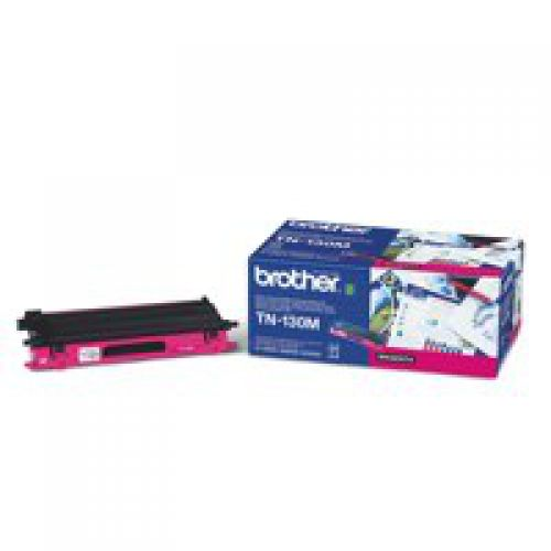 Brother TN130M Magenta Toner 1.5K