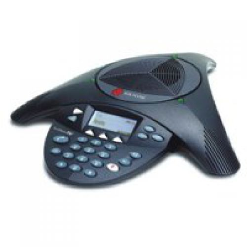 Polycom SoundStation2 Analog Conference Phone