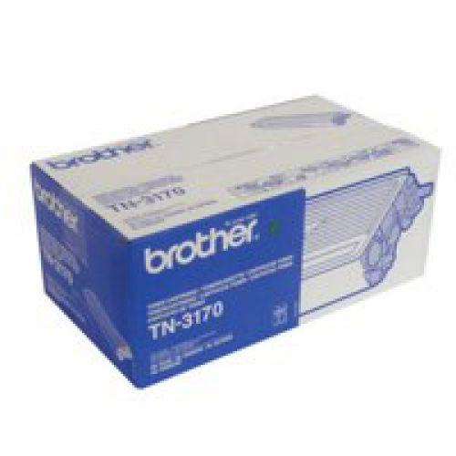 OEM Brother TN-3170 Black 7000 Pages Original Toner