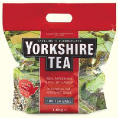 Yorkshire Tea Tea Bags Pack of 480 Tea Bags