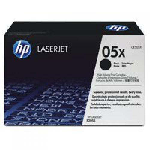 OEM HP CE505X Black 6500 Pages Original Toner