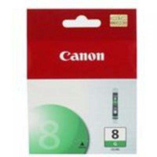 Canon 0627B001 CLI8 Green Ink 13ml