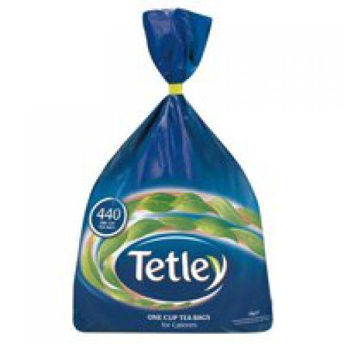 Tetley One Cup Tea Bags A01352 [Pack 440] 1054J