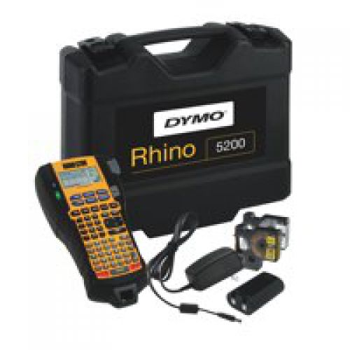 Dymo RhinoPRO 5200 Labelmaker Kitcase S0841390