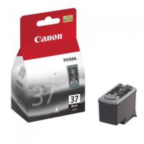 Canon 2145B001 PG37 Black Printhead 11ml