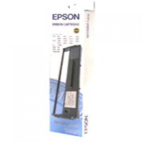 Epson C13S015336 Black Ribbon 8Million Characters