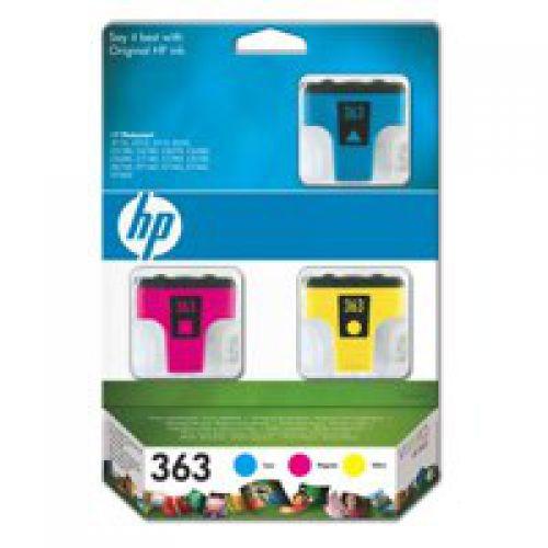 HP CB333E 363 Ink Multipack 3x 14ml