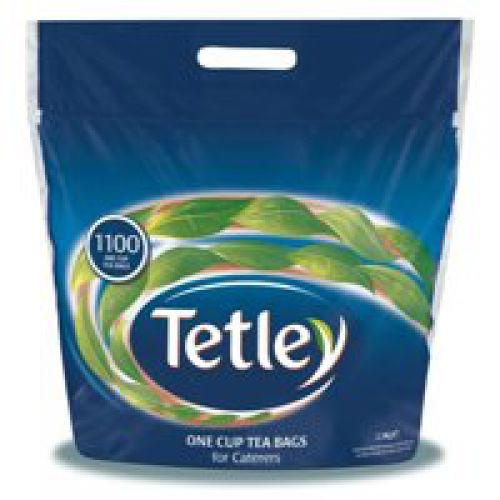 Tetley One Cup Tea Bags (Pack 1100)