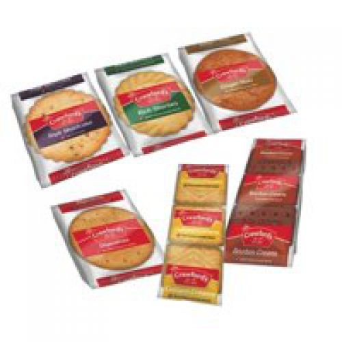Crawfords Mini Pack Biscuit (100 x Pack 3)