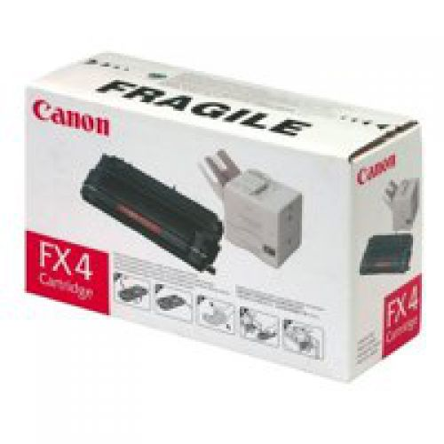 Canon L800 Fax Toner Cartridge Black FX4