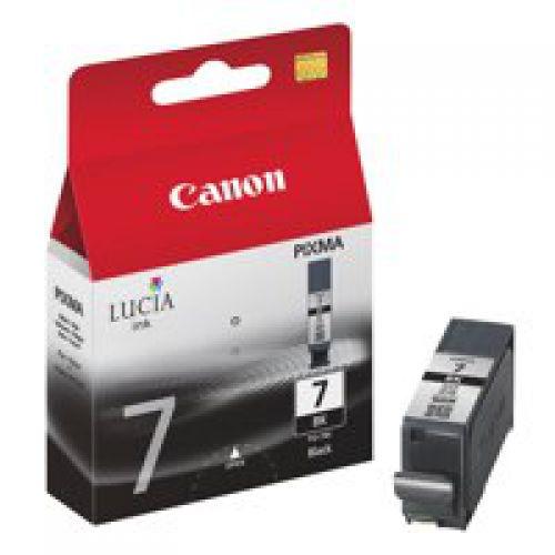 Canon 2444B001 PGI7 Black Ink 25ml