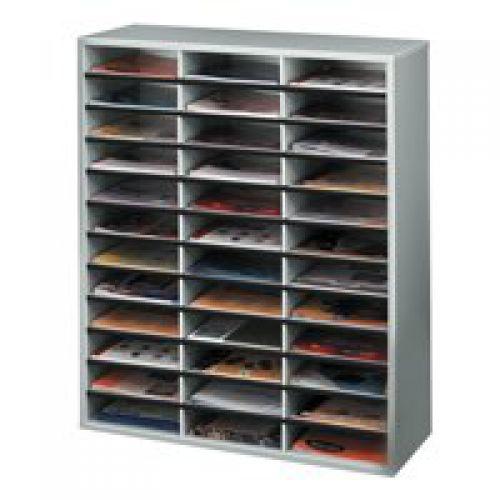 Fellowes Literature Organiser 36 Compartments