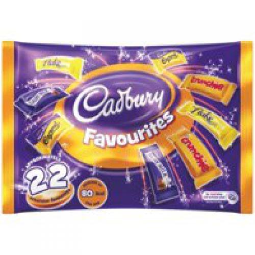 Cadbury Heroes Family Bag 278g  A03807
