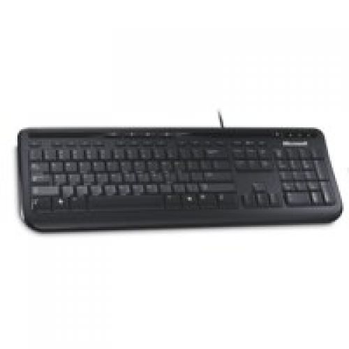 Microsoft Wired Keyboard 600 71957GD