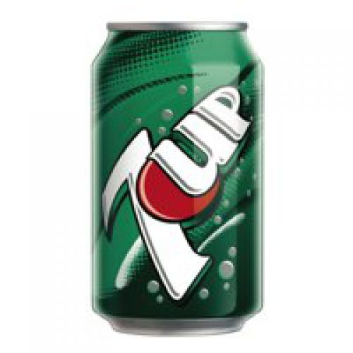 7UP Cans 330ml Pack 24