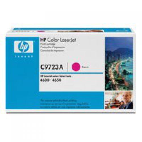 HP C9723A 641A Magenta Toner 8K