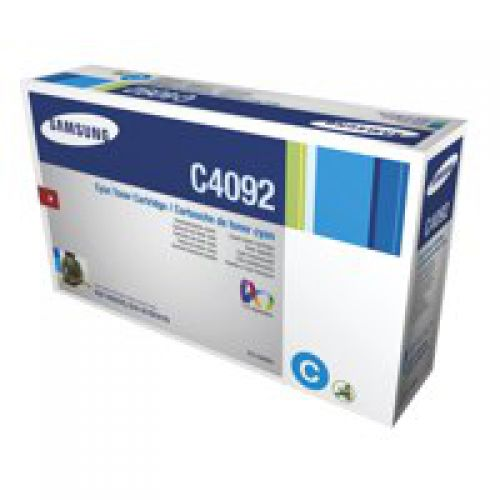 OEM Samsung CLP315 Cyan Toner CLT-C4092S 1000 Pages Original Toner
