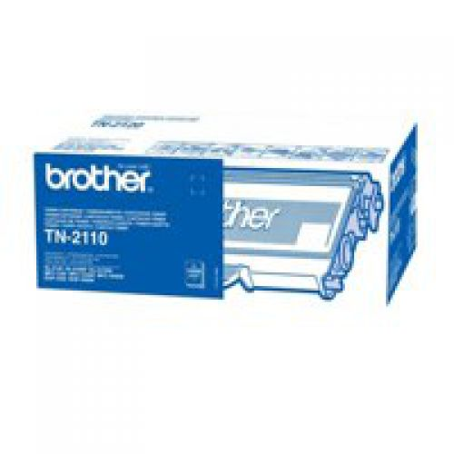 Brother TN2110 Black Toner 1.5K