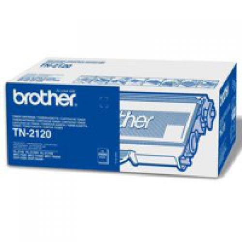 OEM Brother TN-2120 Black 2600 Pages Original Toner