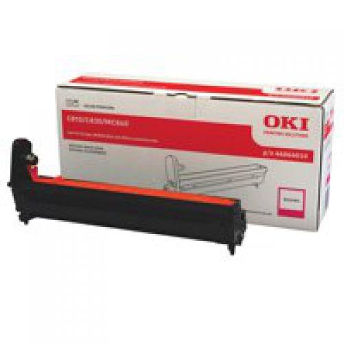 OKI 44064010 Magenta Drum 20K