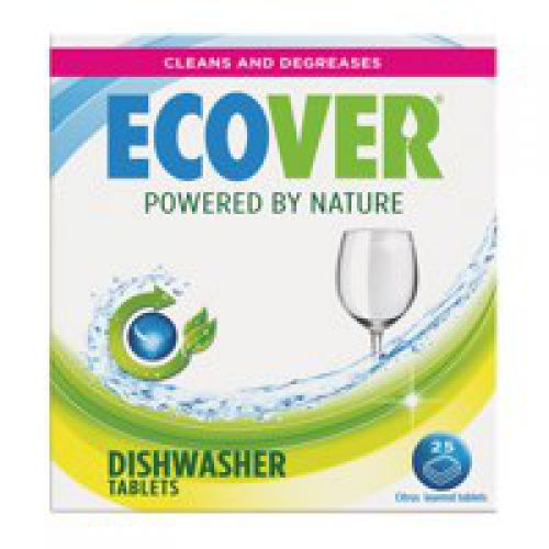 Ecover Dishwasher Tablets (Pack 25)