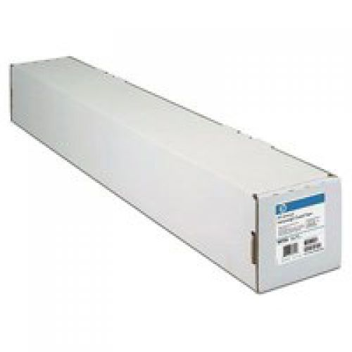HP Heavyweight Coated Paper Roll 130gsm 1067mm x 30.5m White C6569C