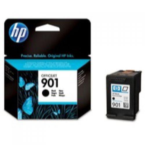 HP 901 Black Standard Capacity Ink Cartridge 4ml - CC653A
