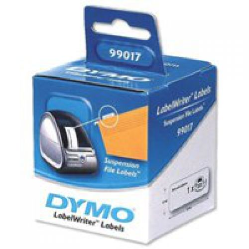 Dymo LabelWriter Labels Suspension File 50x12mm 99017 S0722460 [Pack 220]