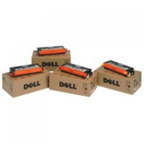 Dell 593-10261 Magenta High Capacity Toner Cartridge 2k pages - WM138