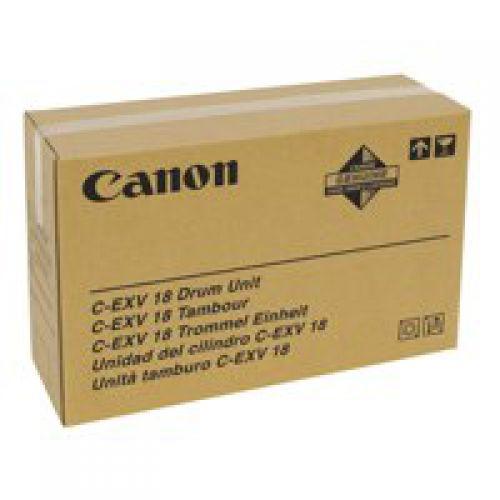 Canon 0386B002 EXV18 Black Toner 8.4K