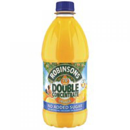 Robinsons Squash Orange 1.75 Litre Pack 2