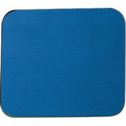 Value Fellowes Economy Mouse Pad Blue 29700