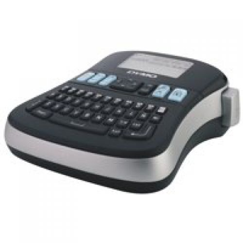 Dymo LabelManager 210D Desktop Label Maker Black / Silver